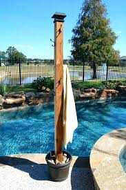 beautiful pool towel holder outside rack stand fashionable swimming