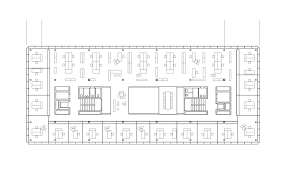 Office Building Plans Gallery Of Office Building 200 Nissen Wentzlaff Architekten 11