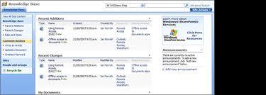 Sharepoint Knowledge Base Template 2013 Sharepoint Application Template Knowledge Base Resume