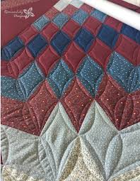 Colorado Avalanche Logo Quilted by Jen Eskridge & This traditional Lone Star Quilt (90″ x 90″) was no different, until we  added in the Colorado Avalanche logo* ... Adamdwight.com