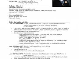 Download Sample Resume Format Haadyaooverbayresort Com