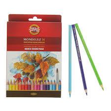 <b>Карандаши цветные</b> акварельные <b>Koh</b>-I-<b>Noor Mondeluz</b> 36цв ...