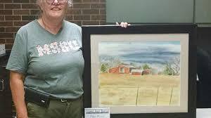 Senior art student wins regional competition | News | thechartonline.com