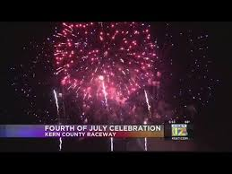 Fourth Of July Celebration At The Kern County Raceway Park