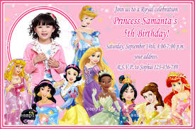 disney princess invitation template ctsfashion com disney princess birthday invitation templates