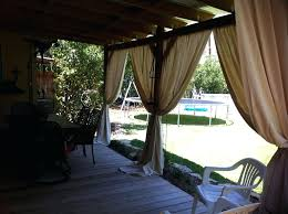 outside curtains custom outdoor patio curtains curtains for bay