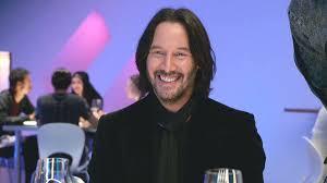 Happy Birthday Keanu Reeves You Beautiful Beautiful Man