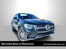 The glc coupe is perfectly sculpted to hug the road. New Mercedes Benz Glc Coupe For Sale In Portland Mercedes Benz Of Beaverton