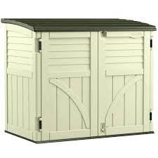 hide outdoor trash can kitchen garbage cans large outside patio enclosure storage garage ideas r gar