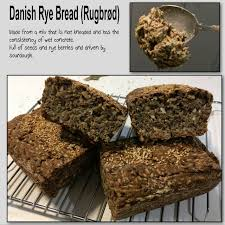 Danish Rye Bread Rugbrød Brisbane Local Food