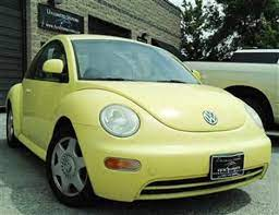 Used 1998 Volkswagen Beetle Coupe For Sale In Colorado Under 4000 Volkswagen Beetle Vw New Beetle New Beetle