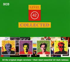 <b>Level 42</b> - <b>Collected</b> (2016, CD)   Discogs