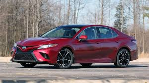 2018 camry. Fine Camry 2018 Toyota Camry XSE Review Intended E