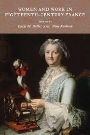 lsu press books women and work in eighteenth century  book cover image · press release