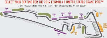 Canadian Grand Prix Grandstand 12 Seating Chart 34 Punctilious Us Grand Prix Seating Chart