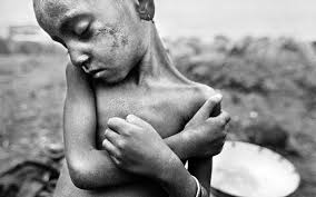 john gray world hunger is the result of politics not production a young boy