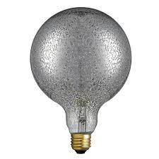 Decorative Halogen Light Bulbs Globe Electric Designer Series 40 Watt Eq G40 Dimmable Soft White Globe Decorative Halogen Light Bulb