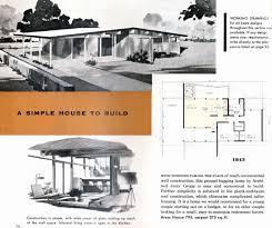 mid century modern house floor plans unique modern small house design plans unique mid century home