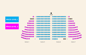 Childrens Theater Seating Chart