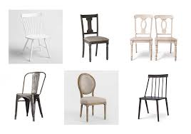 farmhouse dining chairs so many beautiful budget friendly options