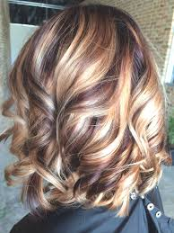 Fashion Curly Brown Hair With Blonde Highlights Cool 12 Looks That