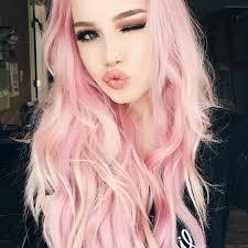 Pink Hair Don T Care Yaass