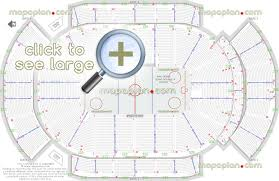 Coyote Stadium Seating Chart Gila River Arena Seat Row Numbers Detailed Seating Chart