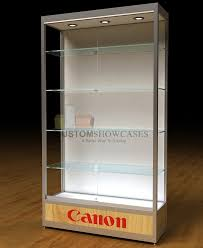 Free Standing Display Cabinets Glass Tower Display Cabinets Archives Custom Display Projects 22