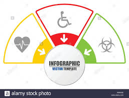 Infographic Vector Template For Presentation Chart Diagram