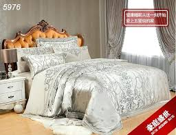 satin silk colorful paisley y bedding sets bohemian comforter cover pillowcases heart coloring sheets beg and