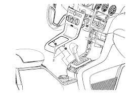2756x1866 how do you remove the center console on dash to get to rear wiper