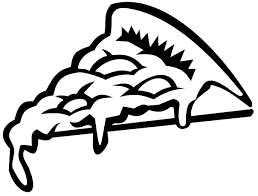 cheese pizza coloring page. Fine Page Color Pizza Cliparts 2808635 License Personal Use Inside Cheese Coloring Page P