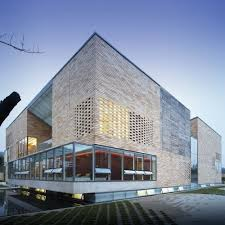 brick pattern school architects - Google Search