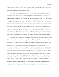 theories in family studies essay  affected 3