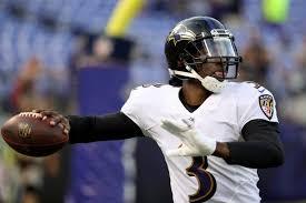 Baltimore Ravens Depth Chart Ravens Robert Griffin Iii To Be No 2 Qb Over Lamar Jackson