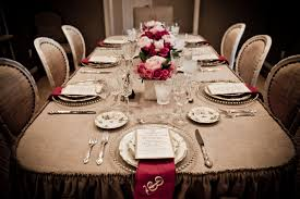 Excellent Dinner Table Decorations Images Decoration Ideas
