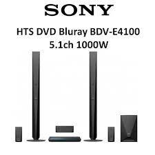 loa Dàn âm thanh Sony 5.1 BDV-E4100 1000W chính hãng nguyên seal