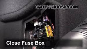 interior fuse box location mercedes benz e  interior fuse box location 2010 2016 mercedes benz e350 2010 mercedes benz e350 3 5l v6 coupe 2 door