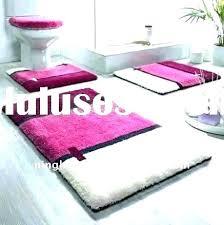 gray bathroom rug sets bath rug sets pink bath rugs hot pink bathroom rugs rose bath
