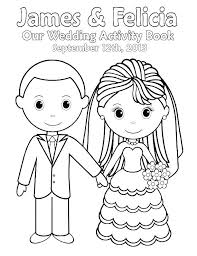 Custom Coloring Pages Free Wedding For Adults Customized Name