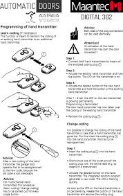 programming manual here pdf