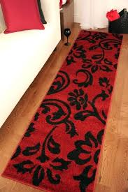 red rug runners red runner rug with cute rugs design idea 3 red rug runners