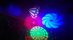 Đèn led nháy theo nhạc Xenco 4 trong 1 giá rẻ nhất VN