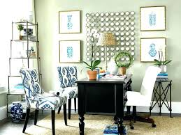 cute simple home office ideas. Simple Home Office Design For Small Corners Decorate My How To Cubicle  Cubicles . Beach Themed House Cute Ideas T