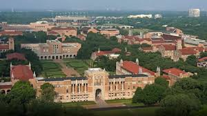 rice university campus aerial. Delighful University Rice University In Campus Aerial