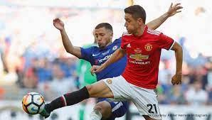 Ander Herrera claims promising Jose Mourinho to follow Eden Hazard 'to the  bathroom'