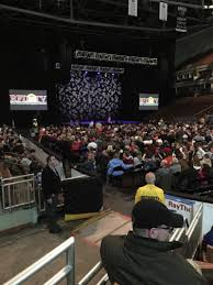 Snhu Arena Seating Chart Disney On Ice Snhu Arena Section 104 Row F Seat 2 Jeff Foxworthy