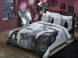 paris new york london quilt cover set duvet cover set bed linen