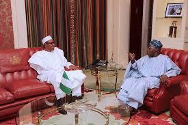 Image result for obasanjo on buhari