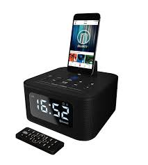 The Neptune docking station is the perfect FM bedside radio and docking  station! It is compatible with all iPhone's from iPhone 5 or newer and  iPods with ...